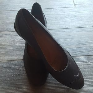 Rockport Brown Wedges 6M